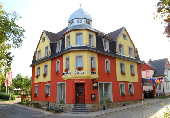 BEST WESTERN PLUS Pytloun Design Hotel