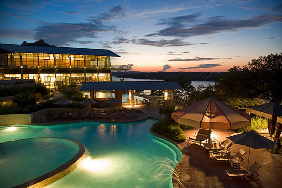 Lakeway Resort and Spa: Breathtaking views of Lake Travis