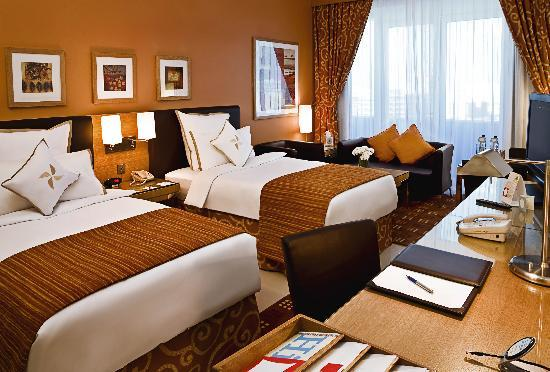 Four Points by Sheraton Downtown Dubai: Classic Room - Twin