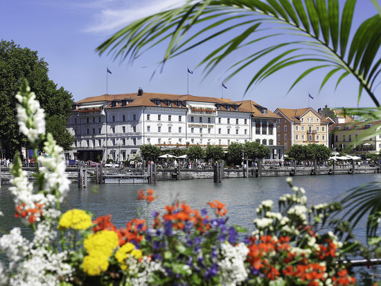 Photo of Hotel Bayerischer Hof Lindau