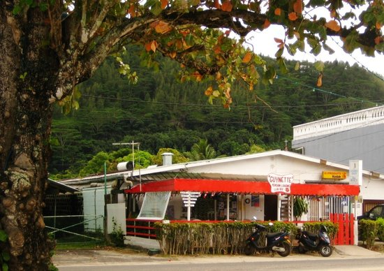 Photo of Chez Guynette Huahine