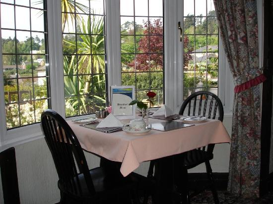 Burleigh House: Dining Room
