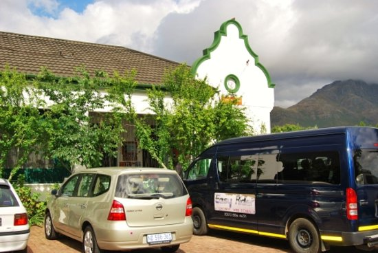 Stumble Inn Backpackers Lodge Stellenbosch