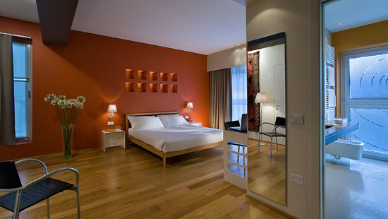 "BEST WESTERN Bologna Hotel - Mestre Station: the ""look"" rooms"