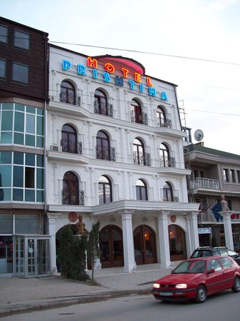 Photo of Hotel Prishtina Pristina