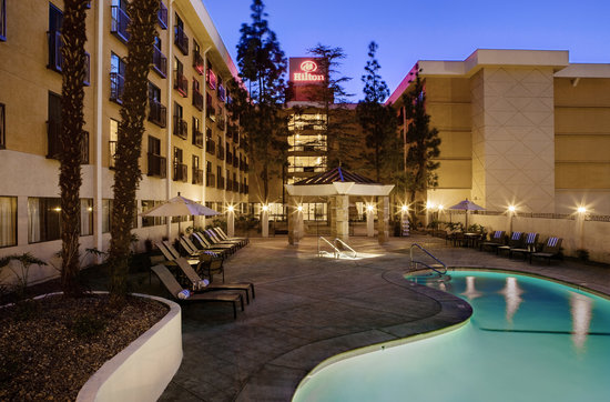 Relax and Enjoy at the Hilton Stockton
