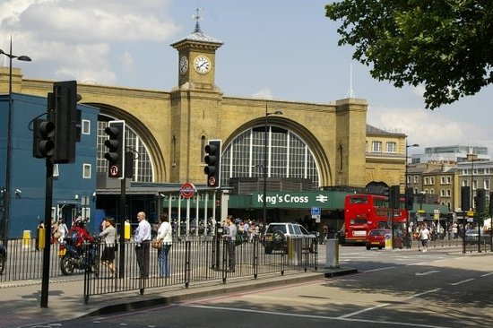 Man Cave Kings Cross : Every man and woman for themselves king s cross london