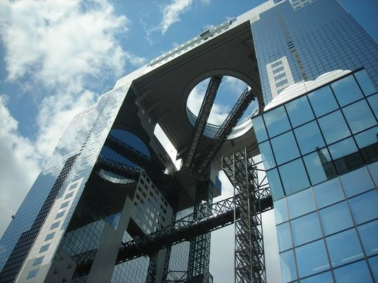 Photos of Umeda Sky Building - Floating Garden Observatory, Osaka