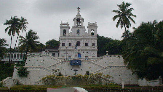 Panaji, Indien: Also known as the Panjim City Church