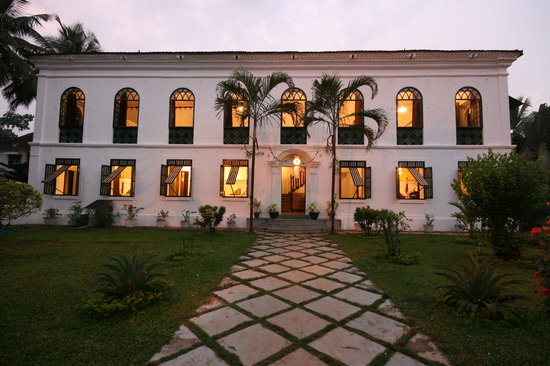 Photo of Casa Palacio Siolim House