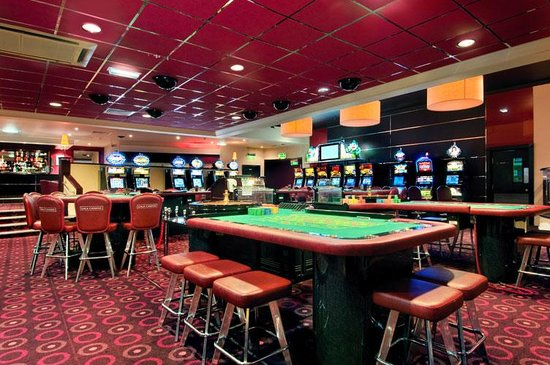 BEST WESTERN Palace Hotel &amp; Casino: Casino