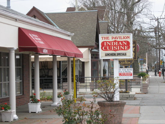 Indian Pavilion Restaurant At 511 Main St In Hyannis MA Picture Of Hyanni