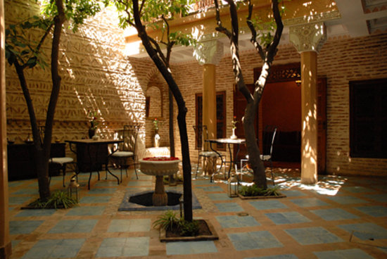 patio riad Louaya