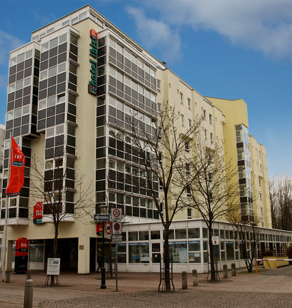 Ibis Augsburg Hauptbahnhof
