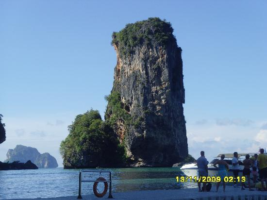 Krabi Resort: Part of the beautiful scenery