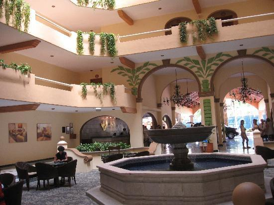 Villa del Palmar Beach Resort & Spa: lobby