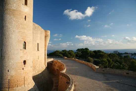 Palma de Mallorca, Spain: Castillo de Bellver