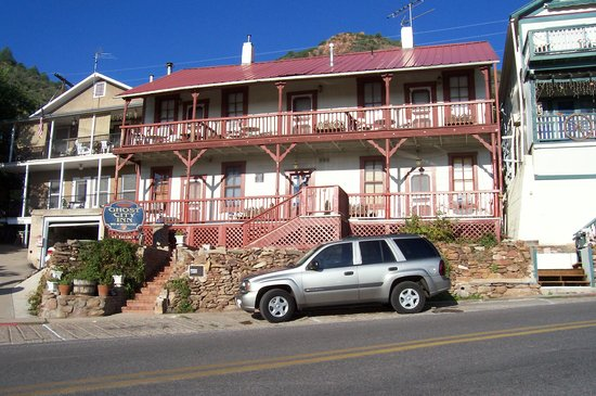 Ghost City Inn: THe Gost City Inn B&amp;B Jerome,AZ
