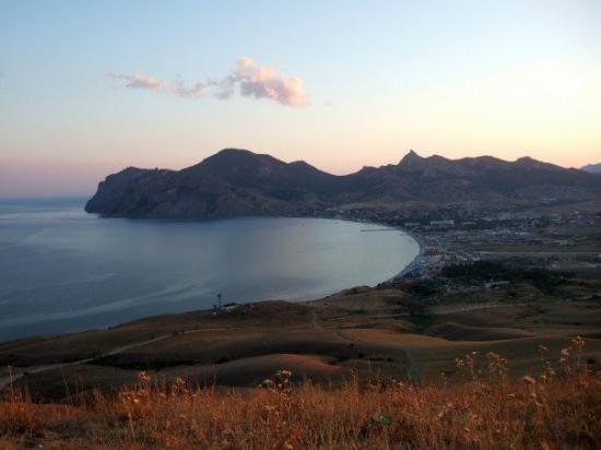 Bed and breakfasts in Koktebel