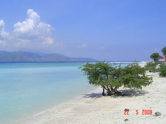 Bed and Breakfast i Gili Trawangan