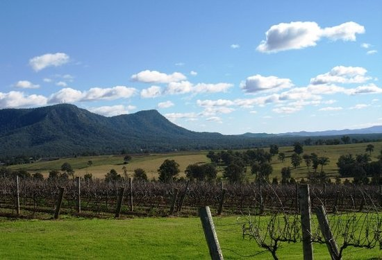 how to go to hunter valley from sydney