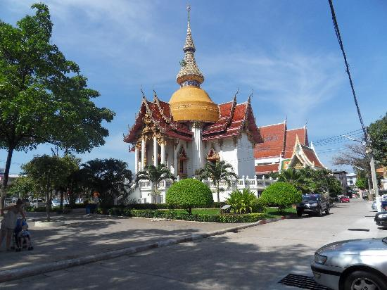 Pattaya Temple Picture Of Summer Spring Hotel Pattaya