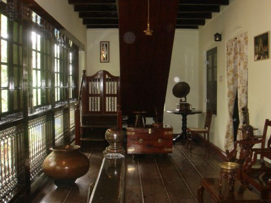 The Bungalow Heritage Homestay: Guest quarters...