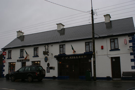 Shannonbridge, Irland: Kileen&#39;s Pub