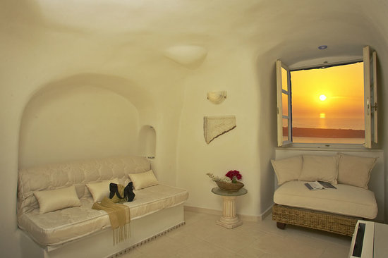 Art Maisons Luxury Santorini Hotels: Aspaki & Oia Castle: olympic second bedroom
