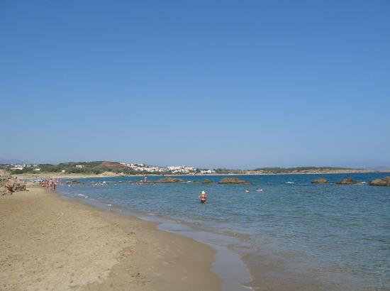 Hotel Kedrissos: The beach