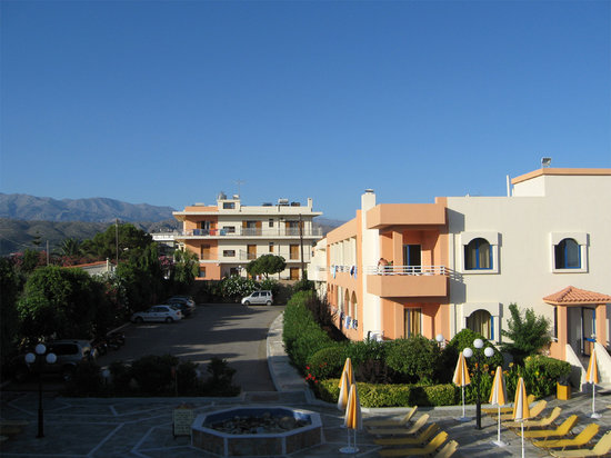 Hotel Kedrissos: Another picture of Kedrissos