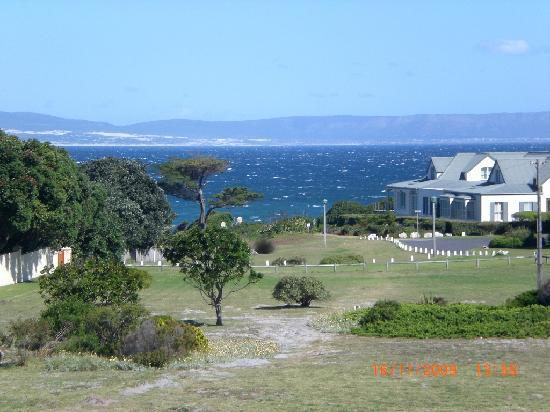 Whale Away Guest House: View from our balcony