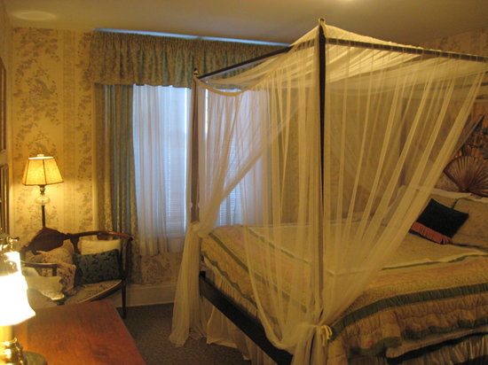 The Rookwood Inn: Bedroom
