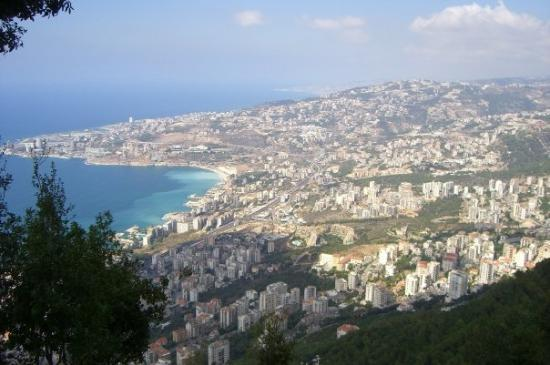 Bed and Breakfasts i Jounieh