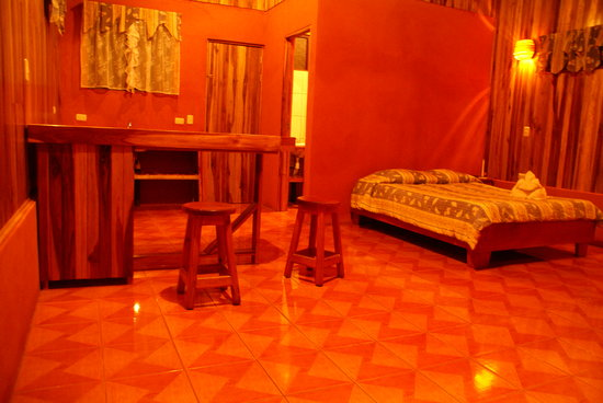 Monteverde Villa Lodge: Cabin inside