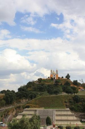 Photos of Great Pyramid of Cholula, San Pedro Cholula - Attraction ...