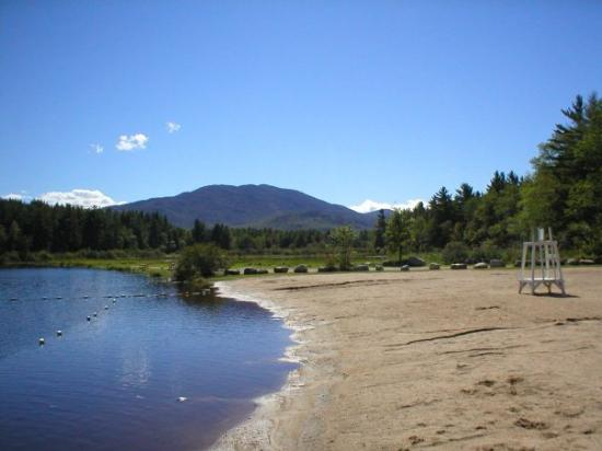Wilmington Town Beach Picture Of Lake Placid New York