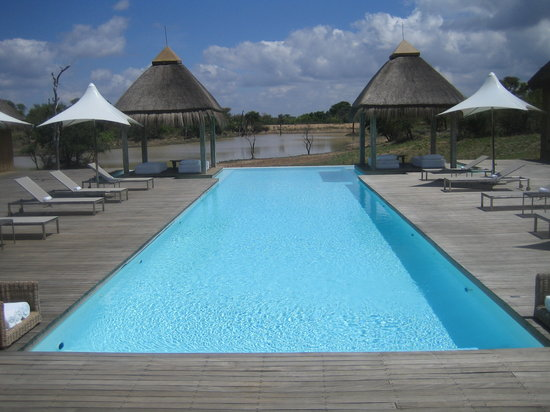 Kapama River Lodge: Spa