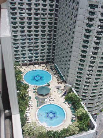 Swimming Pool Picture Of Swissotel The Stamford Singapore Tripadvisor