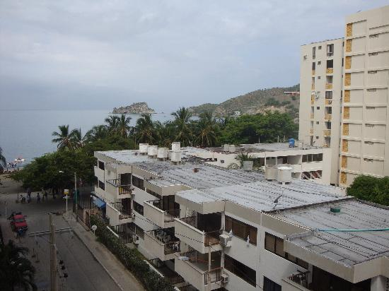Hotel Betoma: View from Balcony 01