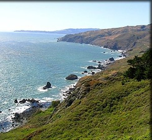 San Luis Obispo, Kalifornien: SLO San Louis Obispo CA Coast
