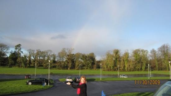 Castlebar, Ireland: My pot of gold.