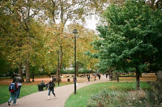 Russell Square London England Address Reviews