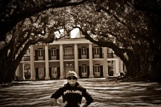 Oak Alley Plantation Interview With A Vampire Laura Plantation - Sla...