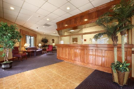 Baymont Inn & Suites Rock Hill: Lobby