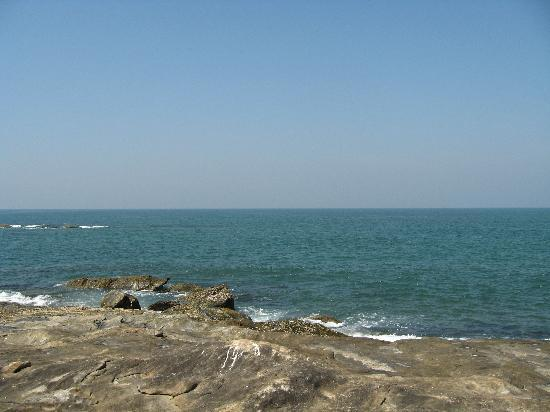 Kundapur India  City new picture : Kundapur, India: View of the Blue Water