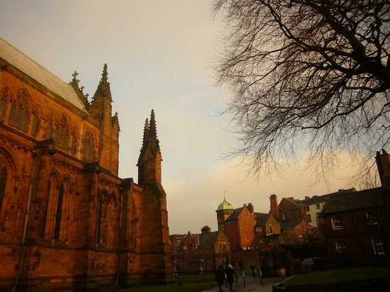 Cathedral in Carlisle