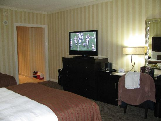 Eldorado Resort Casino: Nice size TV