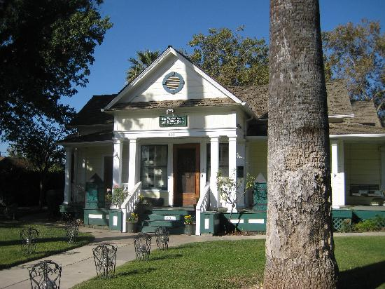 Photo of Ben Maddox House Visalia