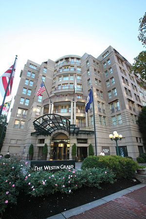 The Westin Georgetown, Washington D.C.: Exterior of Hotel